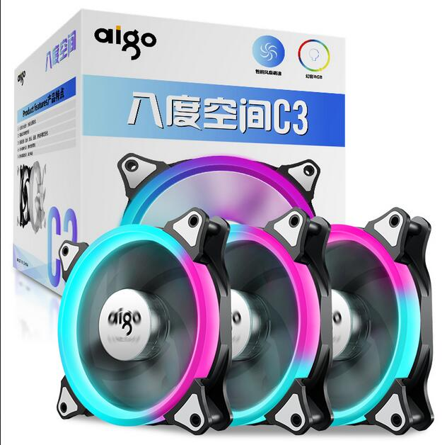 -font-b-Aigo-b-font-fan-iridescence-RGB-12-cm-aurora-aperture-water-multimodal-cooling